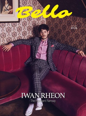 Iwan Rheon Photoshoots
