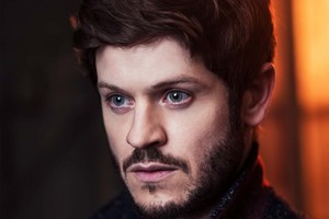 Iwan Rheon at Square Mile Photoshoot