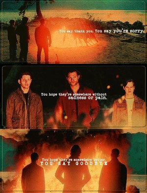 Jack, Sam and Dean
