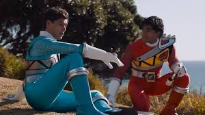 James and Tyler Dino Charge and Dino Super Charge