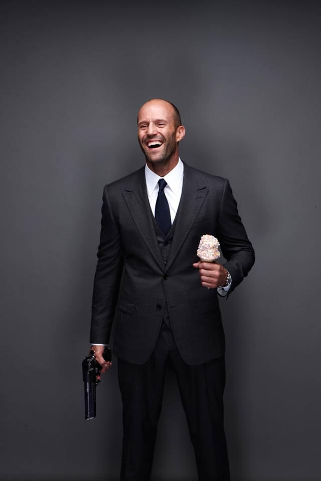 Jason Statham Обои entitled Jason in Esquire US (2015)