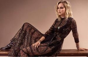 Jennifer Lawrence - Elle France Photoshoot - 2017