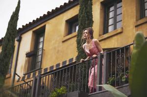 Jessica for Elle Australia (2017)