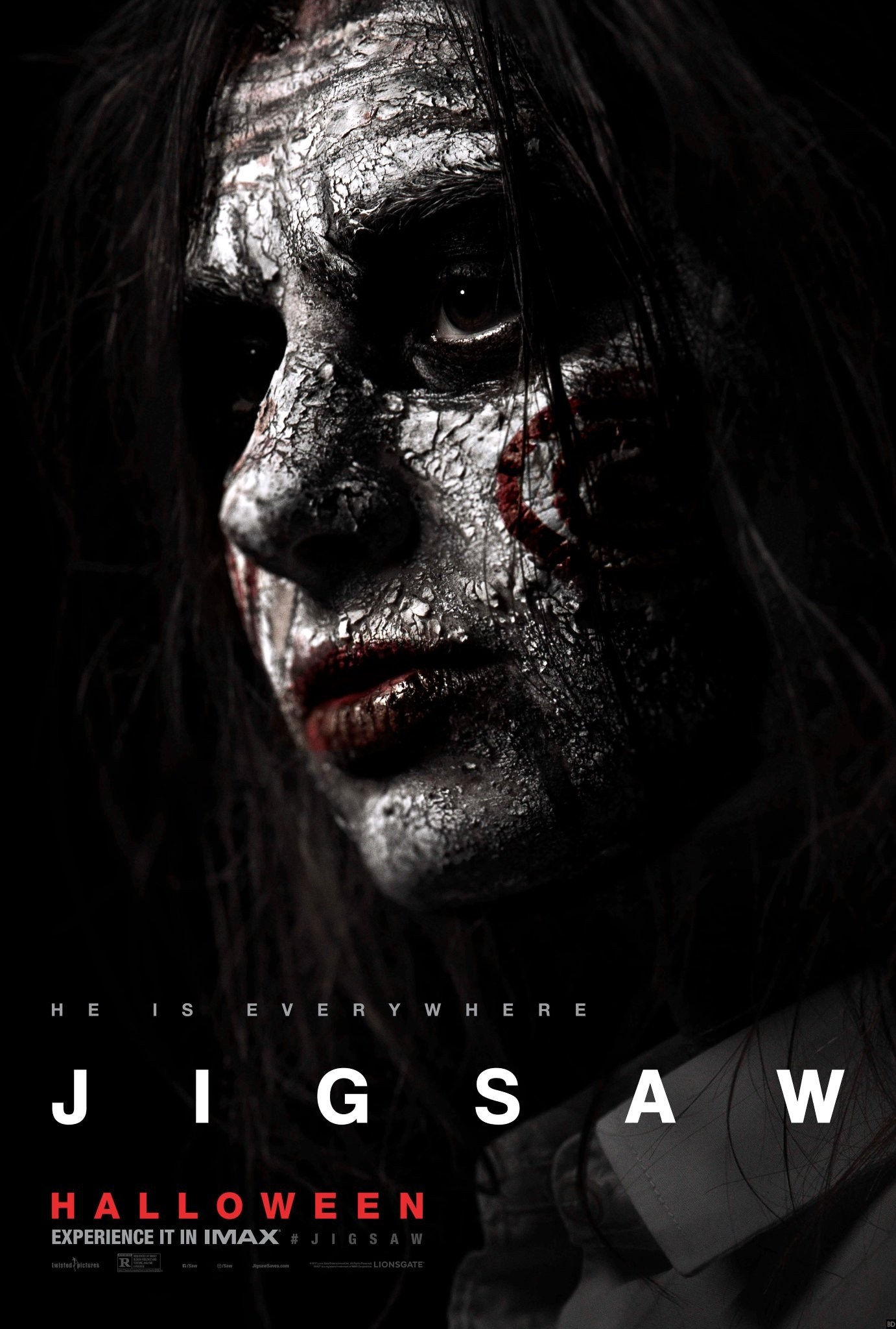Saw Images Jigsaw 2017 Poster Hd Wallpaper And Background Photos