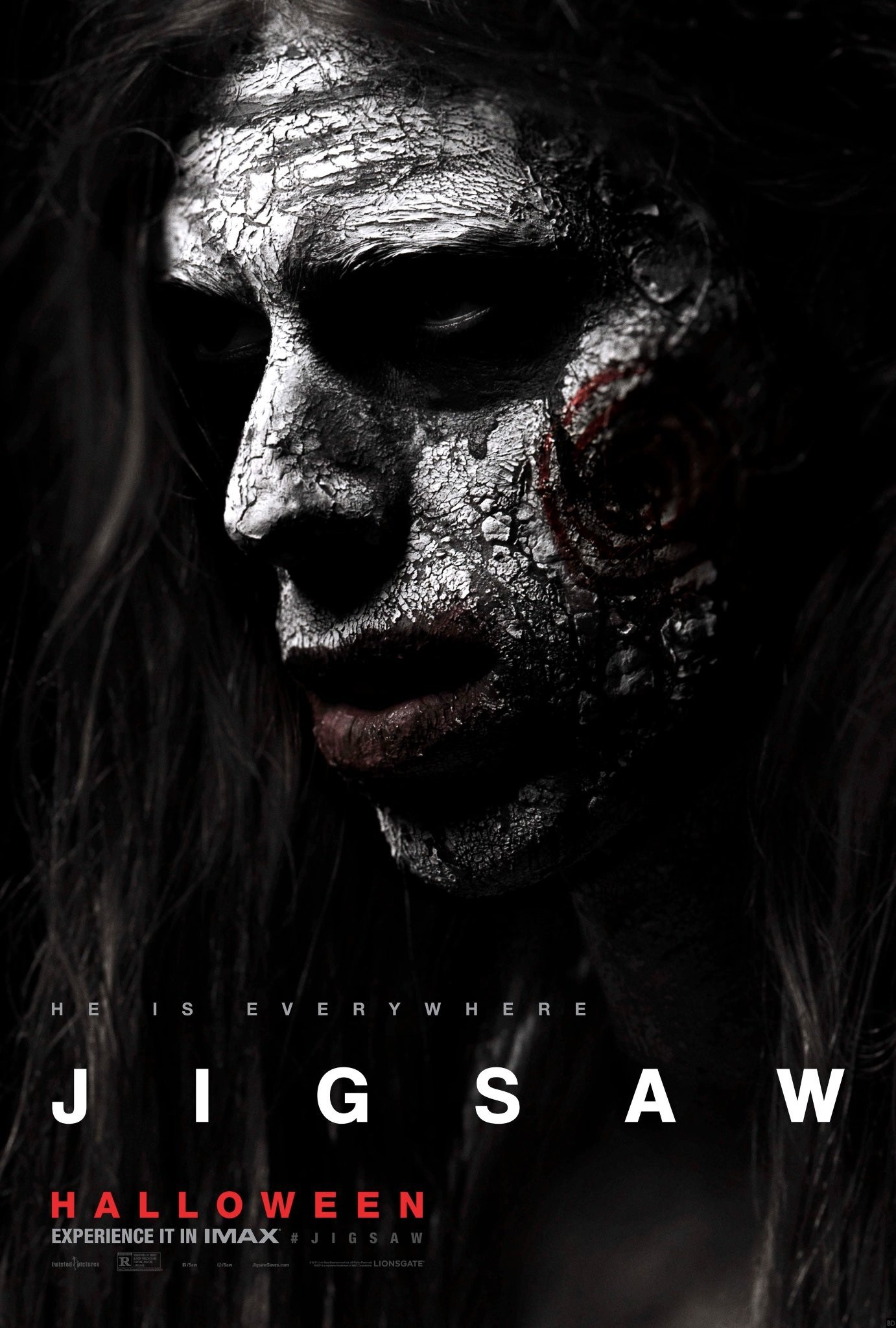 Horror Movies Images Jigsaw 2017 Poster Hd Wallpaper And