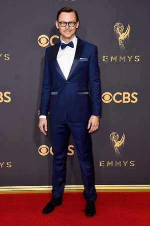 Jimmi Simpson at the 2017 Emmy Awards