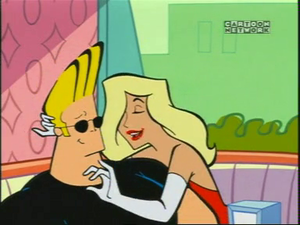 Johnny Bravo and the Girl of His Dreams