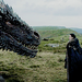 Jon and Drogon - game-of-thrones icon