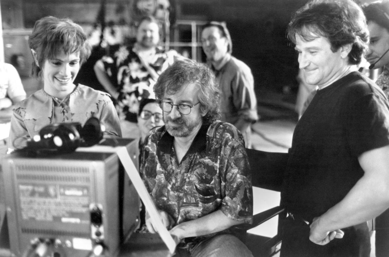Julia Roberts / Steven Spielberg / Robin Williams