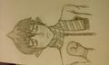 Just some Amaimon doodles - anime fan art
