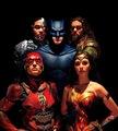 Justice League (2017) Cast Portrait - jason-momoa photo