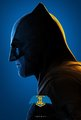 Justice League (2017) Poster - Ben Affleck as Batman