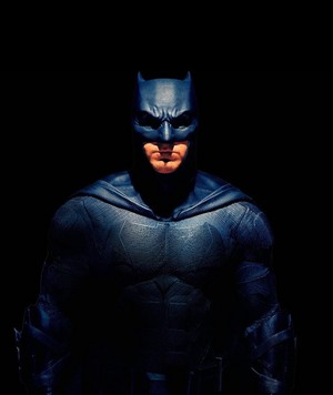 Justice League Portrait - Ben Affleck as batman