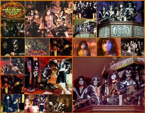 Kiss ~Hollywood, California…October 29, 1976 (Paul Lynde Хэллоуин Special-ABC Studios)