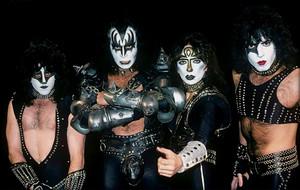 キッス (NYC) January 17, 1983
