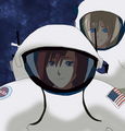 Kairi and Namine in space