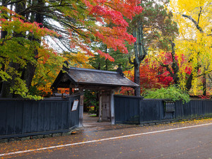 Kakunodate, 日本