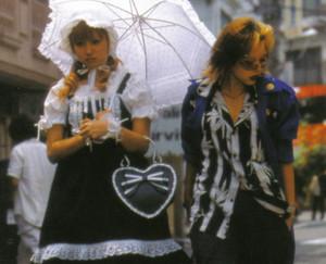 Kamikaze Girls Momoko and Ichigo
