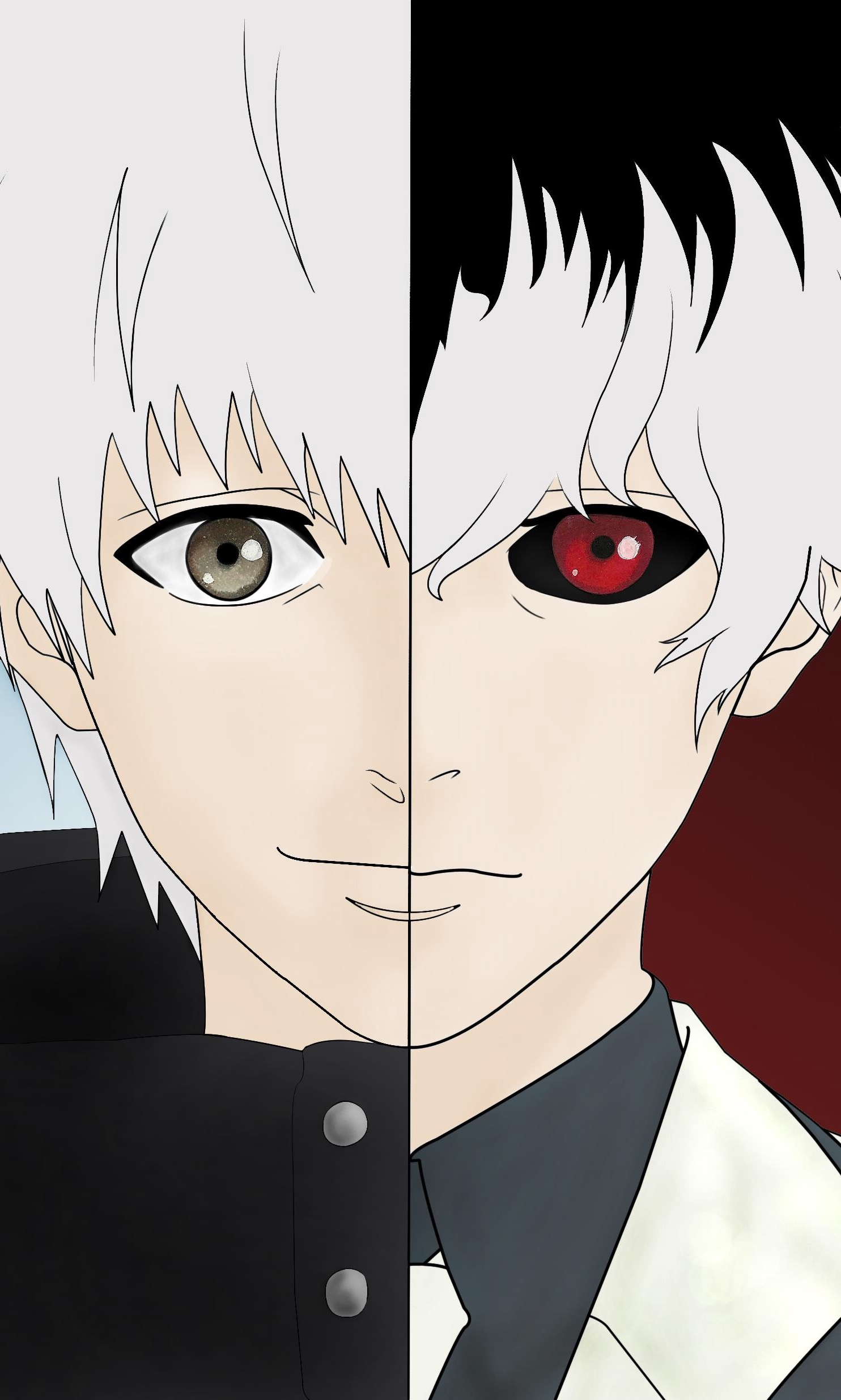 Tokyo Ghoul Re Immagini Kaneki Sasaki Hd Wallpaper And Background