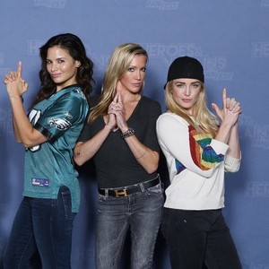 Katie, Caity and Katrina