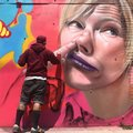 Kelli Giddish Street Art! (by Such and Sipros)