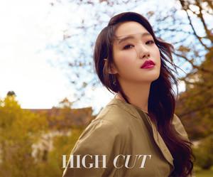 Kim Go Eun High Cut Magazine vol. 204