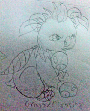 Koala Pokemon 2nd stage