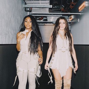 Lauren and Normani