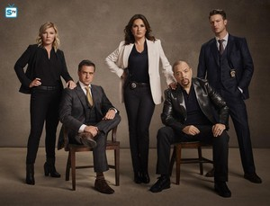 Law and Order: SVU - Season 18 Cast Portrait