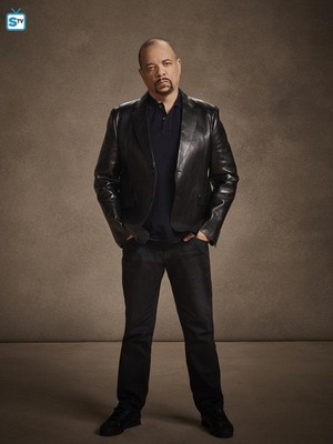 Law and Order: SVU - Season 18 Portrait - Fin Tutuola