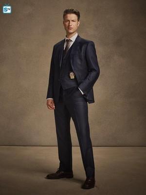 Law and Order: SVU - Season 18 Portrait - Sonny Carisi
