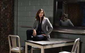 Law and Order: SVU - Season 19 Portrait - Olivia Benson