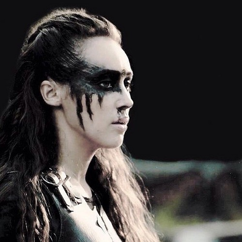 Commander Lexa (The 100) fond d'écran entitled Lexa