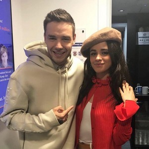 Liam and Camila cabello