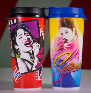 Limited Edition Selena Cups (2017)