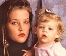 Lisa Marie And Daughter, Riley