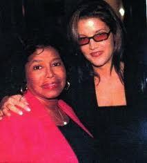 Lisa Marie And Katherine Jackson