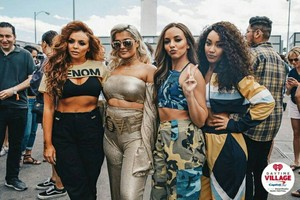 Little Mix and Bebe rexha
