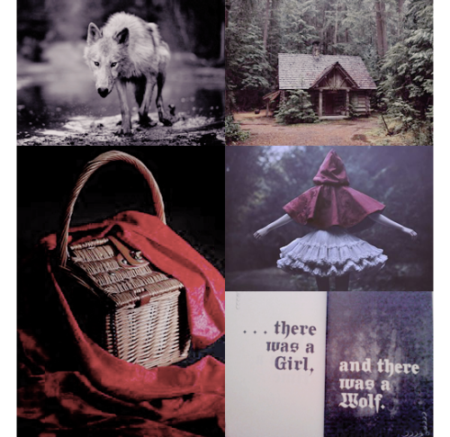Little Red Riding kofia
