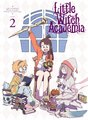 Little Witch Academia DVD Volume 2 Cover