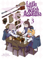 Little Witch Academia DVD Volume 3 Cover