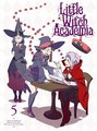 Little Witch Academia DVD Volume 5 Cover