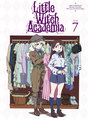 Little Witch Academia DVD Volume 7 Cover