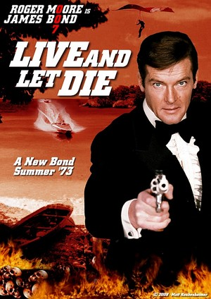 Live And Let Die Promo Ad