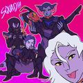 Lotor's Team
