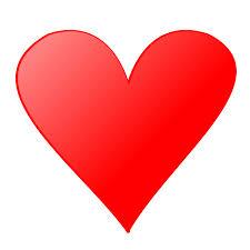 upendo Symbol (Red Heart)