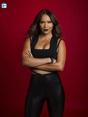 Lucifer Season 3 Mazikeen Official Picture