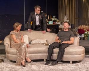"LukeMacfarlane in the New Play ""Big Night"""