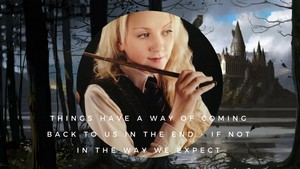 Luna Lovegood Background