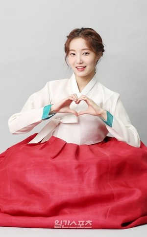 MOMOLAND Hanbok Interview with Ilgan Sports